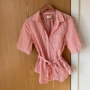 ANTHRO Isabella Sinclair Wellesley Button Down